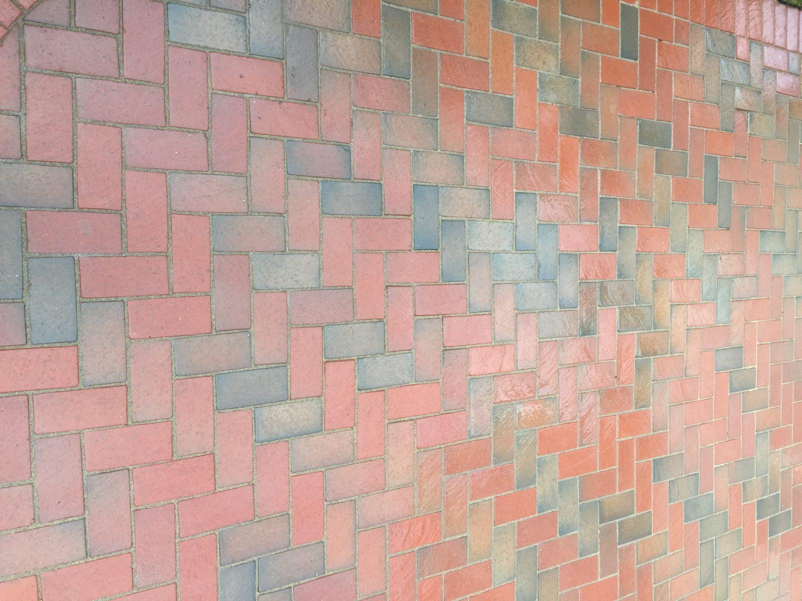 brick paver patio cleaning re-sanding sealing